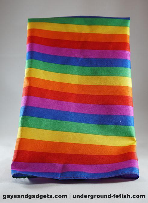 Rainbow Bandana