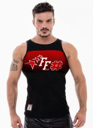 #DoIT! FF# Tank Red Medium
