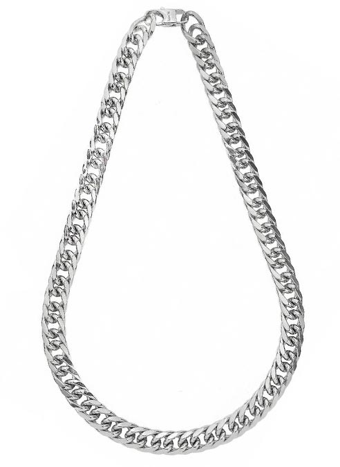 Bukovksy Chain Gourmette Deluxe Polished - 59 x 1,3 x 0,6 cm