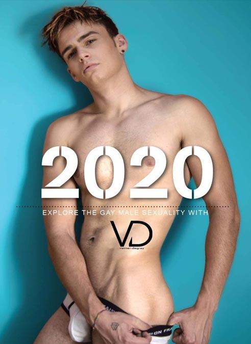 Calendar 2020 Verner Degray