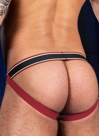Mr. S Big Bulge Jock Red Extra large