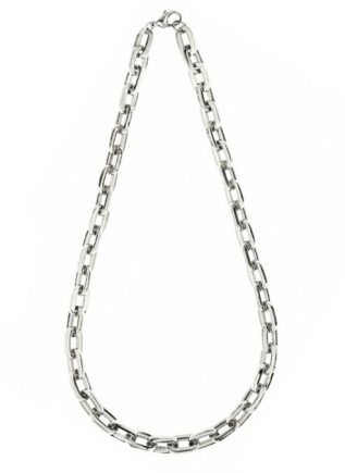 Bukovksy Chain Oval Deluxe Polished - 60 x 1,2 x 0,2 cm