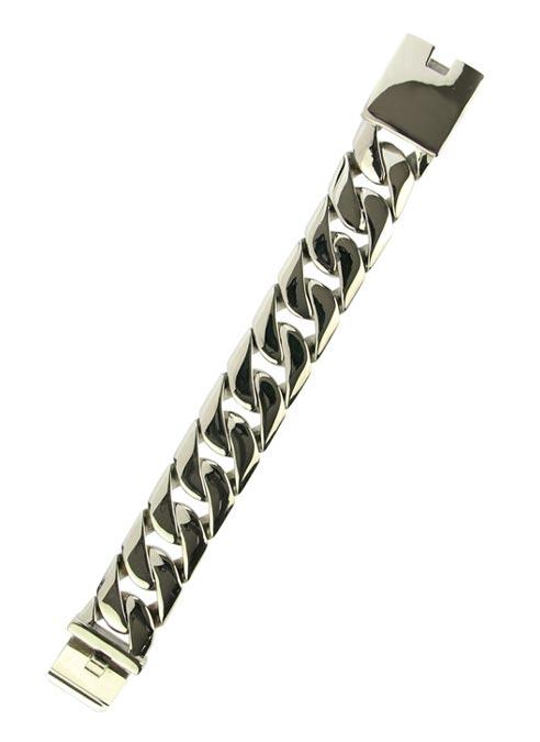 Bukovsky Bracelet Force Polished - 19 cm