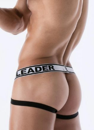Leader Instincts Jockstrap Black Medium