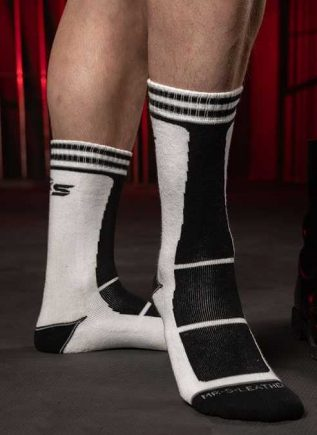 Mr. S Field Socks Red