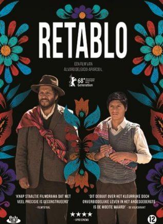 Artifilm DVD Retablo