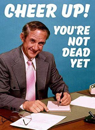 Dean Morris Card Cheer Up