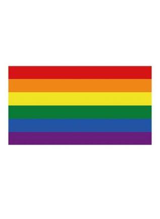 Pride Sticker Rainbow Flag