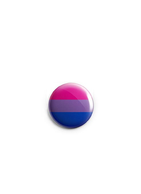 Button Small Bisexual Flag