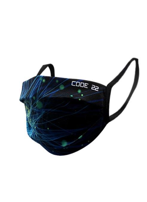 CODE 22 Facemask Burst - 03