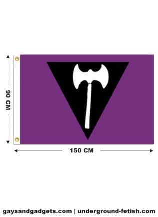 Flag Butch Lesbian Pride Printed 90 x 150 cm