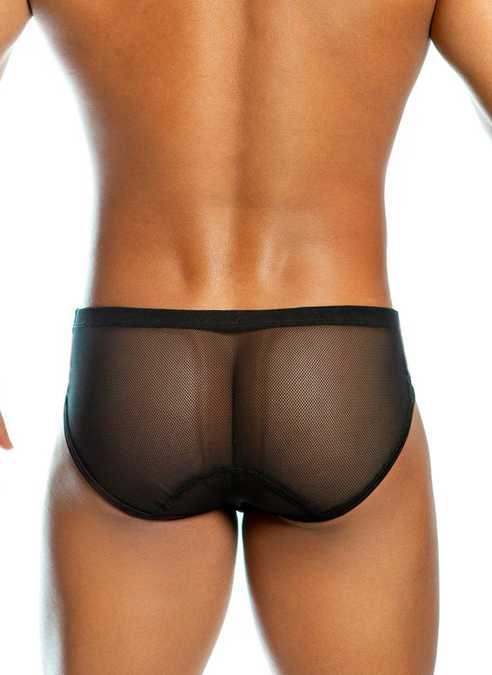 Gigo Brief Seductive Black Large