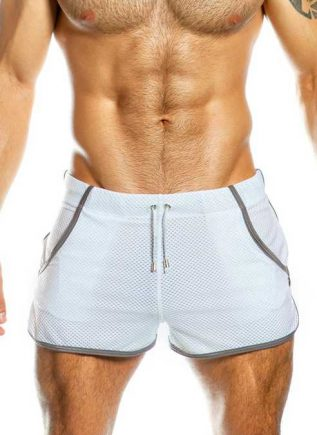 Gigo Gap Shorts White Small