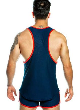 Gigo Gap Tank Blue Small