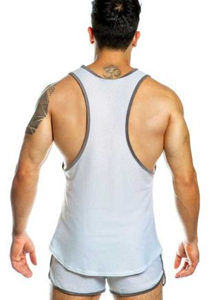 Gigo Gap Tank White Extra Large