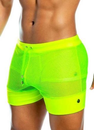 Gigo Shorts Light Neon Green Extra Large