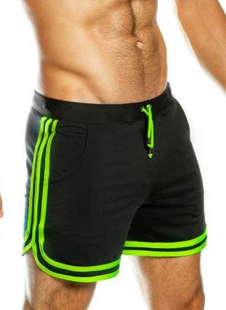 Gigo Shorts Treeline Black Extra Large