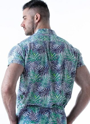 Leader Tropical Shirt Extra Large