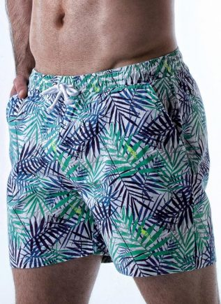 Leader Tropical Shorts Small