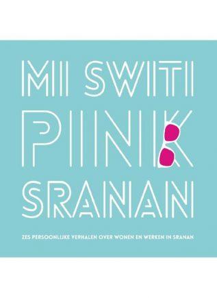 Book Mi Switi Pink Sranan