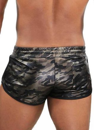 ToF Paris Commando Shorts Small
