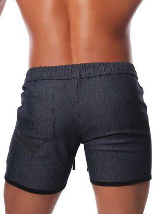 ToF Paris Cowboy Long Shorts Small
